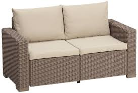 Rattan Garden Furniture Cushion Pads For Keter Allibert California Rattan Garden Furniture