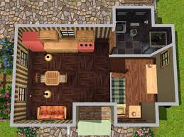 mod the sims small farm house with huge harvestable garden small