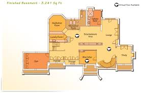 house plans with finished basements finished basements basement level upfront finished basement