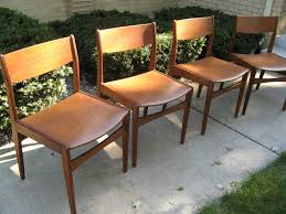 Mcm Dining Chairs by Midcenturymodernmania Gmail Com Set Of 4 Danish Mid Century