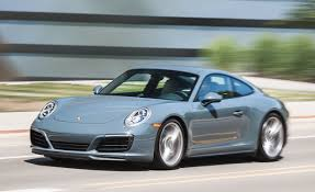 teal porsche 2017 porsche 911 carrera 4s test u2013 review u2013 car and driver