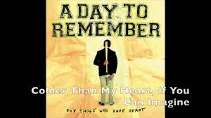 Photo Album Fo A Day To Remember For Those Who Have Heart Full Album Youtube