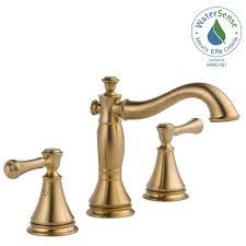 brass bathroom faucets bath home depot