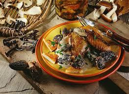 cuisiner des morilles comment cuisiner les morilles un chignon aux saveurs boisées