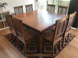 Balinese Dining Table Balinese Dining Table Chairs In Queensland Gumtree Australia
