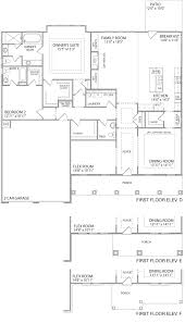 blue ridge floor plan patrick malloy communities