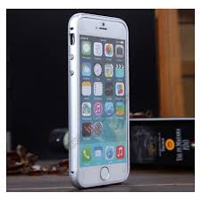 Glass Back by Luxury Metal Bumper Case With Gorilla Tempered Glass Back Cover
