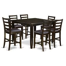 kitchen furniture shopping shopping 7 pub table set table and 6 kitchen counter chairs