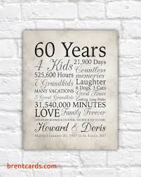 60th anniversary card messages 60th wedding anniversary cards for parents 60th anniversary gift
