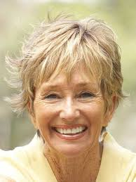 short hair styles for women over 60 with a full round face 20 short haircuts for over 60 short hairstyles plus thick hair