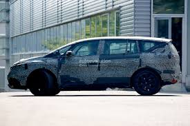 renault espace f1 2015 renault espace will have four wheel steering autoevolution