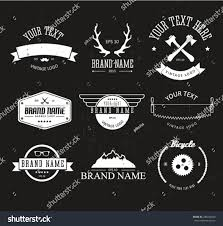 hipster halloween background hipster logo stock vector 280444820 shutterstock
