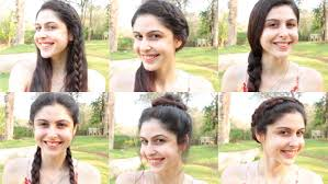 6 quick u0026 easy summer hairstyles no heat youtube