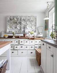 Kitchen Counter Decor by Full Image For Outstanding Shabby Chic Cabinets Kitchen 64 Shabby
