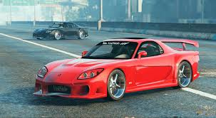 rx7 rx7 veilside fortune for gta 5