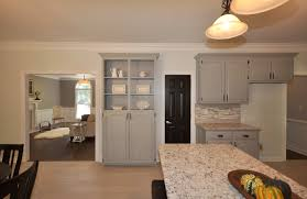Updating Kitchen Cabinets Without Replacing Them Paintedcabinets Black Door Designs
