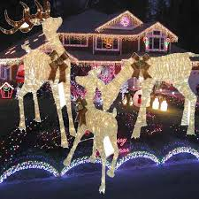 music xmas lights red and white led lights musical christmas