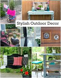 Outdoor Decorating Ideas by Diy Budget Backyard Ideas Princess Pinky