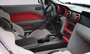 2005 ford mustang gt interior 2005 ford mustang gt custom coupe 44156