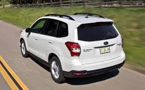 subaru forester touring 2014 subaru forester 2 5i limited xt first test truck trend