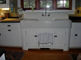 modern kitchen sink with drain boards and chrome faucet old cast iron kitchen sinks rapflava