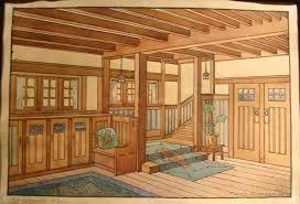 craftsman home interiors craftsman house interiors photogiraffe me