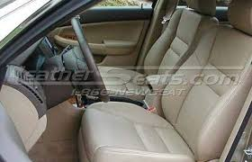 honda accord coupe leather seats 2005 honda accord oem leather seat covers velcromag