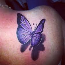 3 d butterfly butterfly tattoos butterfly