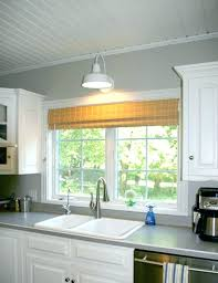 over the kitchen sink lighting over the sink lighting pendant lights outstanding kitchen sink light
