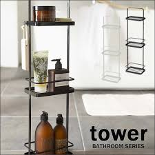 Bathroom Storage Cart Craseal Rakuten Global Market Tower Tower Bathroom Series