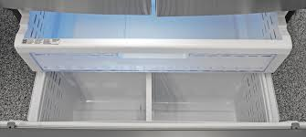 table top freezer glass door samsung rf23htedbsr counter depth refrigerator review reviewed