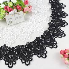 wide lace ribbon 2 yards 10cm wide lace ribbon hollow out appliqued lace trim