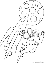 astronaut print 2 pics space