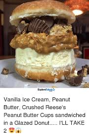 Reeses Meme - talent explore vanilla ice cream peanut butter crushed reese s