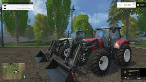 fixed caseih puma u0027s with front loader brackets tractor v1 4 final