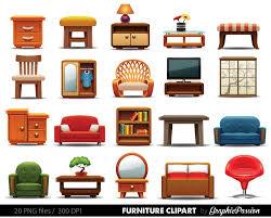 Furniture For Floor Plans Clipart Furniture Floor Plan Clipartfest