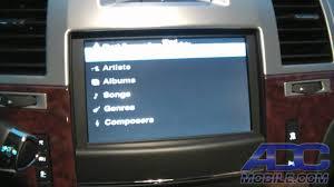 cadillac escalade dvd player 2012 cadillac ext gm navi bypass dvd ipod rear module