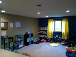 home daycare decorating ideas for basement daycare preschool