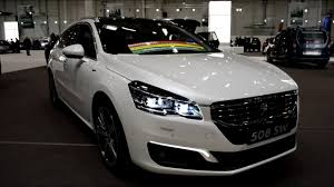 peugeot 508 sw 2017 new peugeot 508 sw gt exterior and interior youtube
