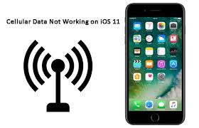 cellular data not working top 6 ways to fix cellular data not working after ios 11 update