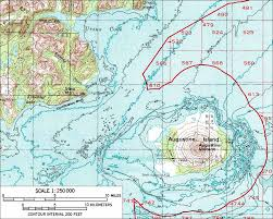 St Augustine Map Skiing The Pacific Ring Of Fire And Beyond Augustine Volcano