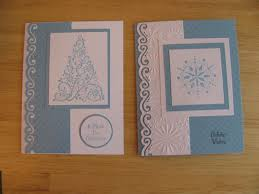 creative christmas card ideas stampin up interesting project