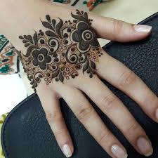 top 20 simple mehndi designs for beginners images pdf