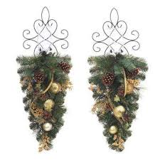 martha stewart living swag wreaths