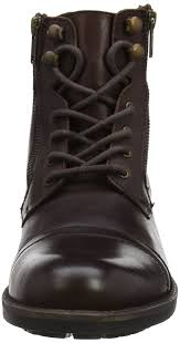joe browns men u0027s wear u0027em in combat boots brown a brown shoes jopa
