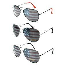 Flag Sunglasses Memorial Day Shades