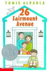 26 fairmount avenue scholastic