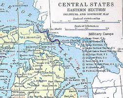 map of us states political 1920 map of south america physical map showing