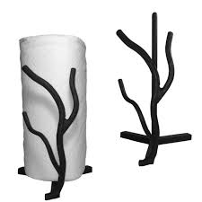 table paper holder willow tree branch toilet paper holder right high country iron llc