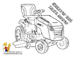 big boss tractor coloring pages to print free tractors farm